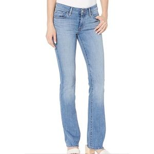 Levi's Bold Curve Boot Cut Jeans